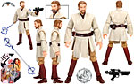 Obi-Wan Kenobi (30 05) - Hasbro - 30th Anniversary Collection (2007)