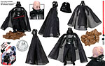 Darth Vader (30 16) - Hasbro - 30th Anniversary Collection (2007)