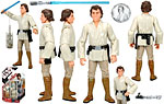 Luke Skywalker (30 18) - Hasbro - 30th Anniversary Collection (2007)