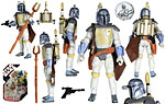 Animated Debut: Boba Fett (30 24) - Hasbro - 30th Anniversary Collection (2007)