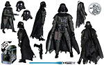 Concept Darth Vader (Ralph McQuarrie Signature Series) (30 28) - Hasbro - 30th Anniversary Collection (2007)