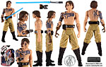 Anakin Skywalker (30 33) - Hasbro - 30th Anniversary Collection (2007)