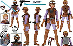 Concept Starkiller Hero (Ralph McQuarrie Signature Series) (30 37) - Hasbro - 30th Anniversary Collection (2007)