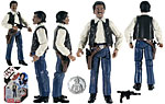 Lando Calrissian In Smuggler Outfit (30 39) - Hasbro - 30th Anniversary Collection (2007)