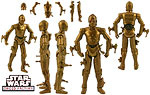 C-3PX (Build A Droid) - Hasbro - 30th Anniversary Collection (2008)
