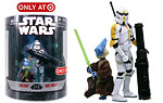 Order 66 (Series 2) (3 of 6) - Tsue Choi & BARC Trooper - Hasbro - 30th Anniversary Collection (2008)