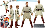 Obi-Wan Kenobi (08 01) - Hasbro - 30th Anniversary Collection (2008)