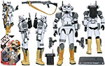 Imperial EVO Trooper (08 09) - Hasbro - 30th Anniversary Collection (2008)