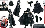 Battle-Damaged Darth Vader (08 12) - Hasbro - 30th Anniversary Collection (2008)