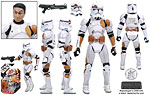 Clone Trooper (7th Legion Trooper) (30 49) - Hasbro - 30th Anniversary Collection (2007)