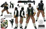 Rebel Vanguard Trooper (30 53) - Hasbro - 30th Anniversary Collection (2007)