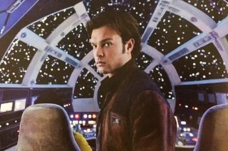 Aldren Ehrenreich as Han Solo
