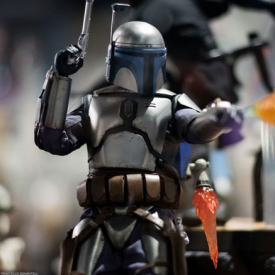 Sideshow Collectibles Reveals New Hot Toys Figures Jedi Temple