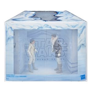 Han and Leia Hoth Black Series Exclusive