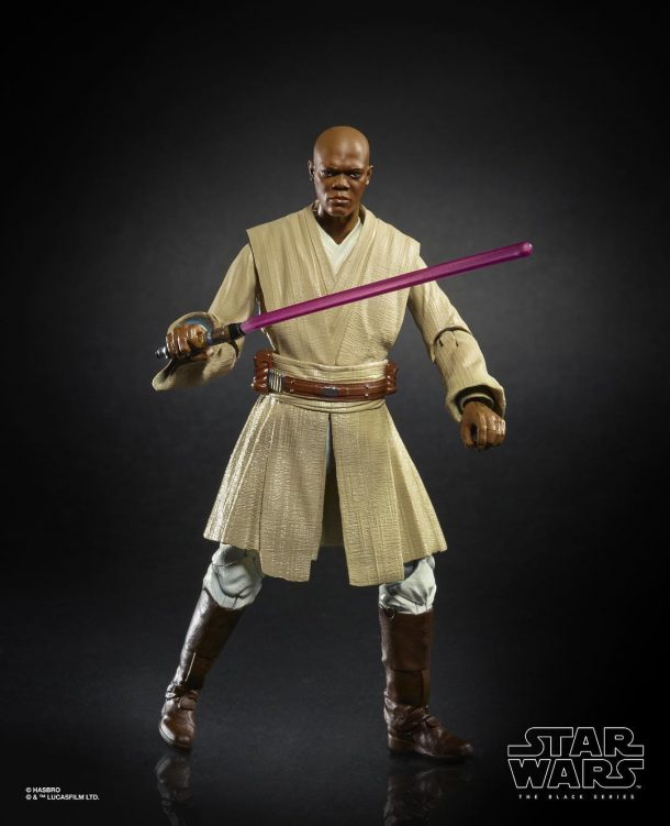 Hasbro Black Series Mace Windu