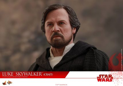 Hot Toys Luke Skywalker (Crait)