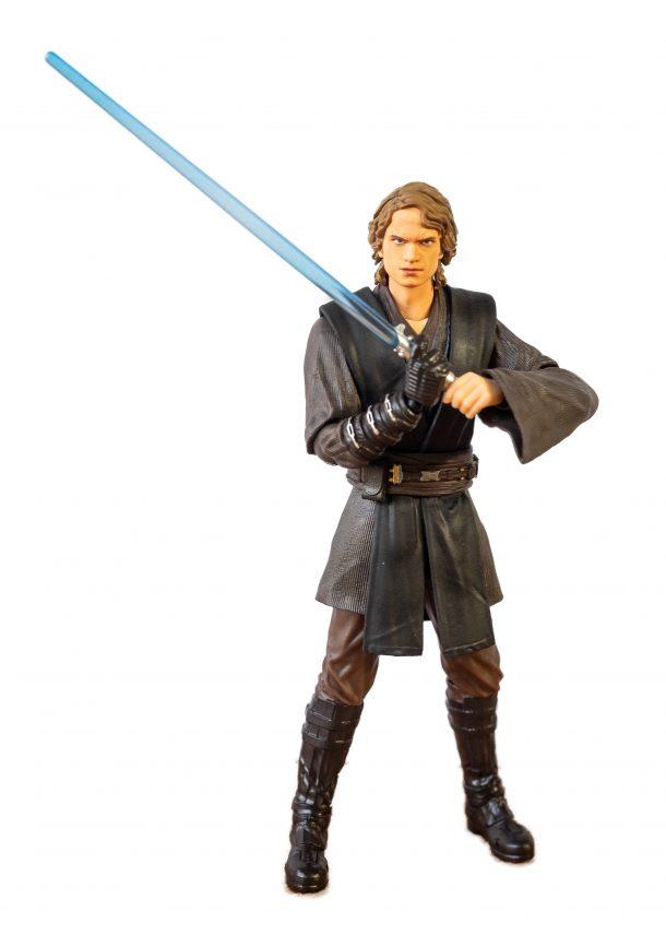 SH Figuarts Episode III Anakin Skywalker