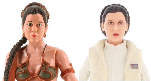 Hasbro Star Wars Black Series Princess Leia