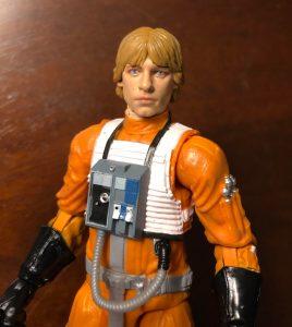 X-Wing Luke Skywalker Archive Line