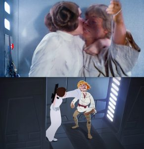 Star Wars: Truth vs Fiction