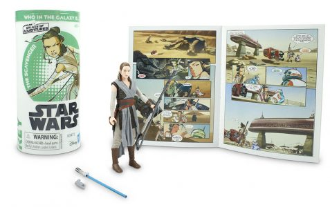 Galaxy of Adventures Rey