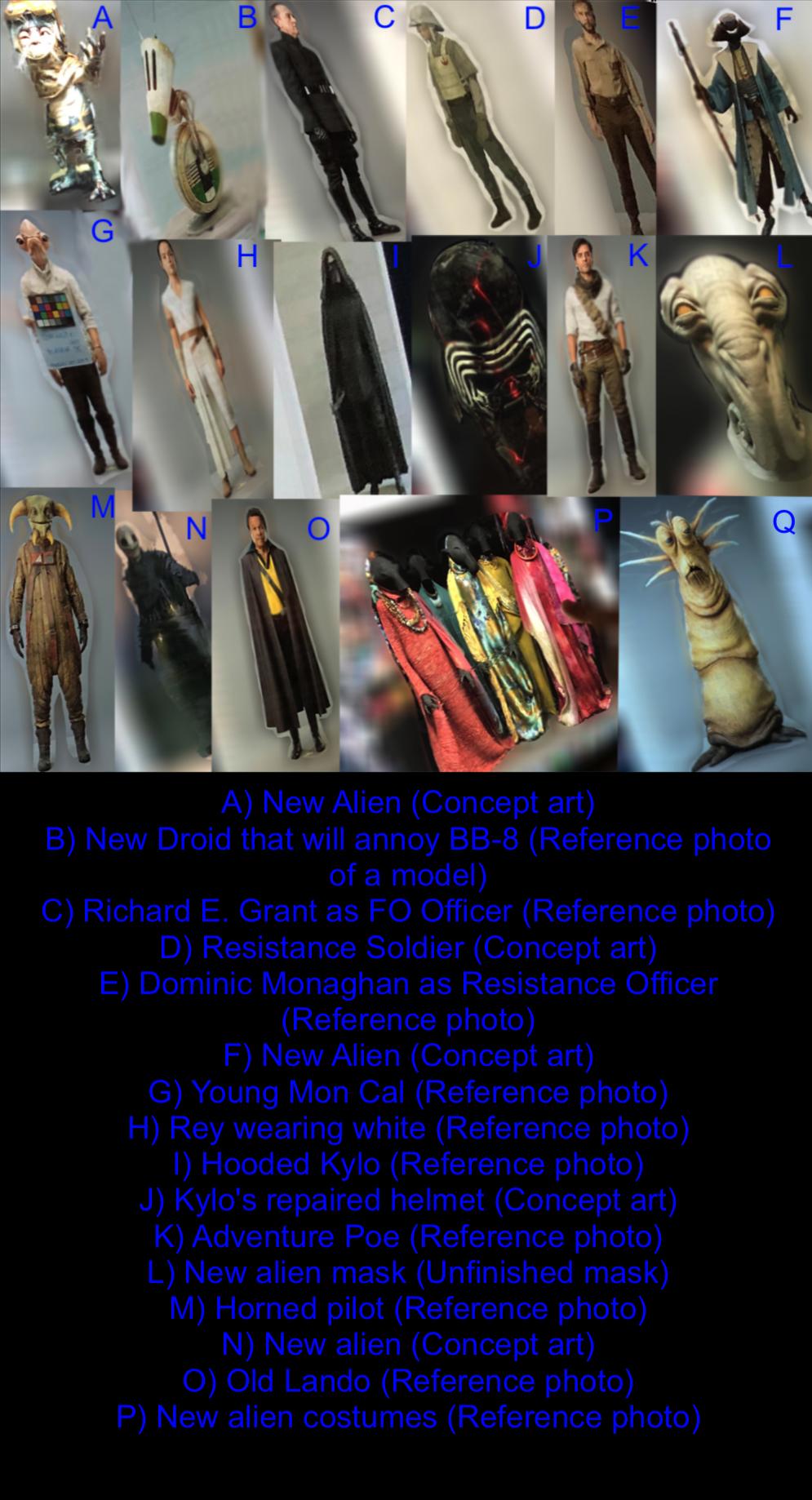 Massive Episode Ix Photo Leak Jedi Temple Archives