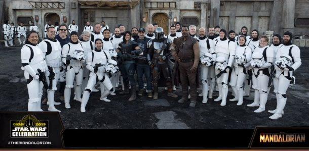 Mandalorian Crew