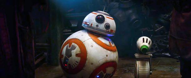 Meet BB-8 and his sidekick