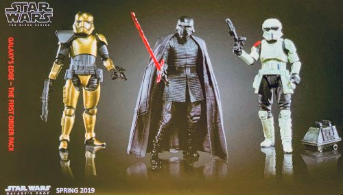 Black Series First Order Set