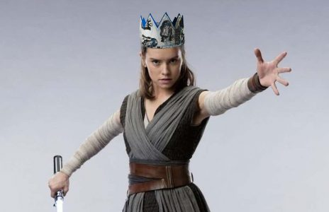 Star Wars Queen Rey