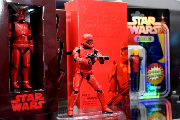 Hasbro Black Series Action Figure