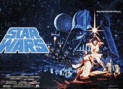 Classic Star Wars Poster