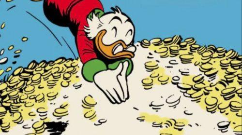 Disney and money