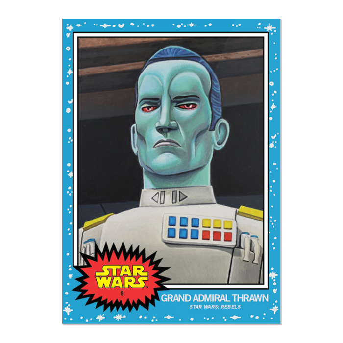 Trading Cards Archives | Jedi Temple Archives