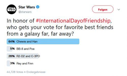 Star Wars Friendship