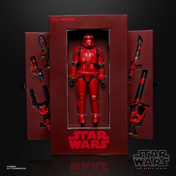 Hasbro Black Series SDCC Exclusive Sith Trooper