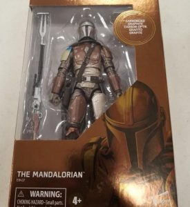 Mando a la Carbonara? Source: Action Figure Collectors UK / Facebook
