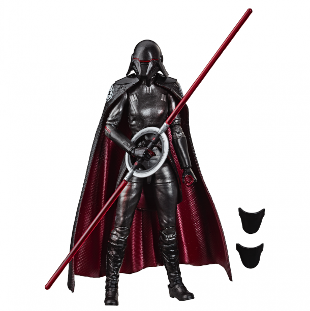 Black Series Carbonized Seventh Sister