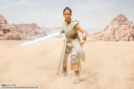 SH Figuarts Rise of Skywalker Rey