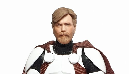 Hasbro Black Series Clone Wars Obi-Wan Kenobi