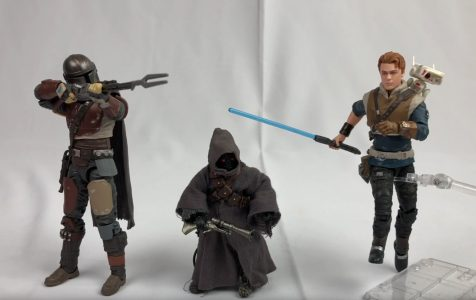 Black Series Triple Force Friday Figures