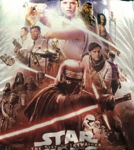 Rise of Skywalker Merchandise Material