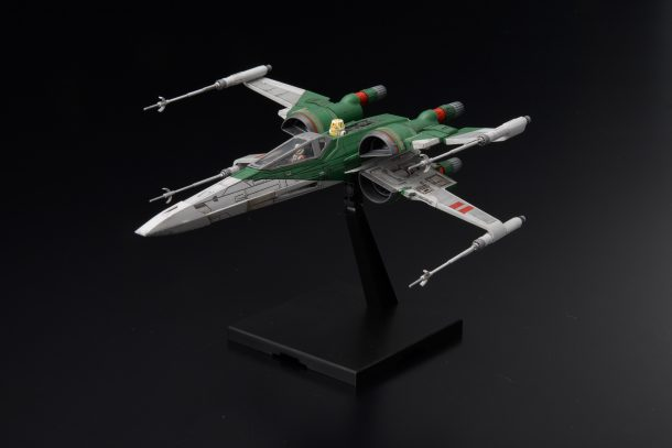 Bandai Rise of Skywalker X-Wing
