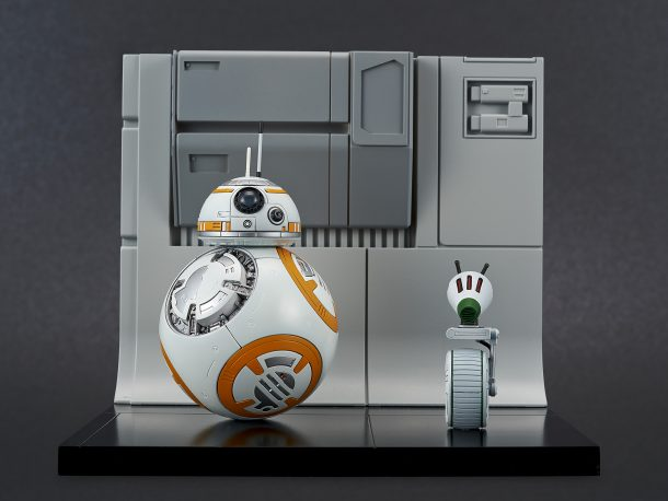 Bandai Rise of Skywalker BB-8 & D-O