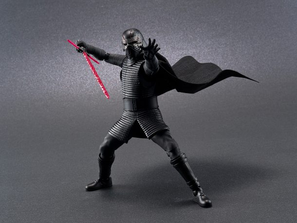 Bandai Rise of Skywalker Kylo Ren