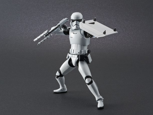 Bandai Rise of Skywalker First Order Stormtrooper