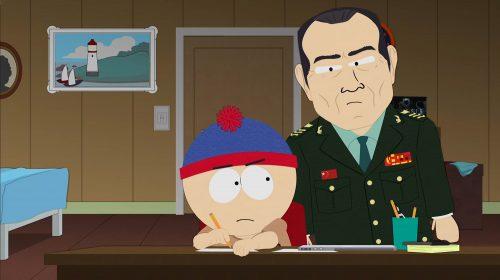 South Park China