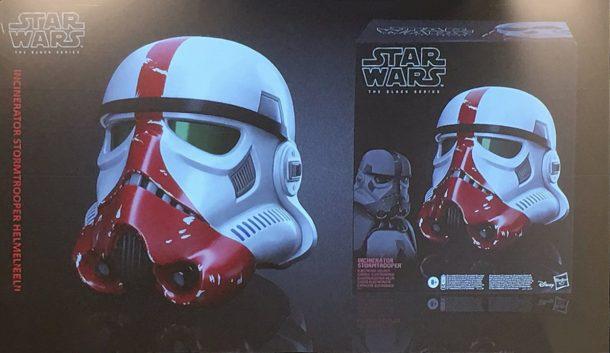 TBS Incinerator Stormtrooper Helmet
