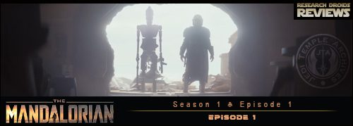 The Mandalorian Episode 1 Review