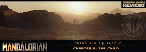 The Mandalorian Chapter 2: The Child